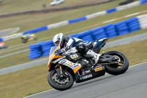 Falzon maintains ASBK lead after round two