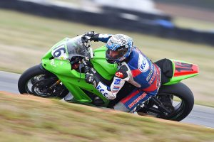 Race podium in ASBK return more than expected for Hook