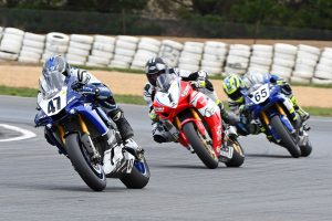 Maxwell wins Wakefield Park ASBK race two, Herfoss the overall