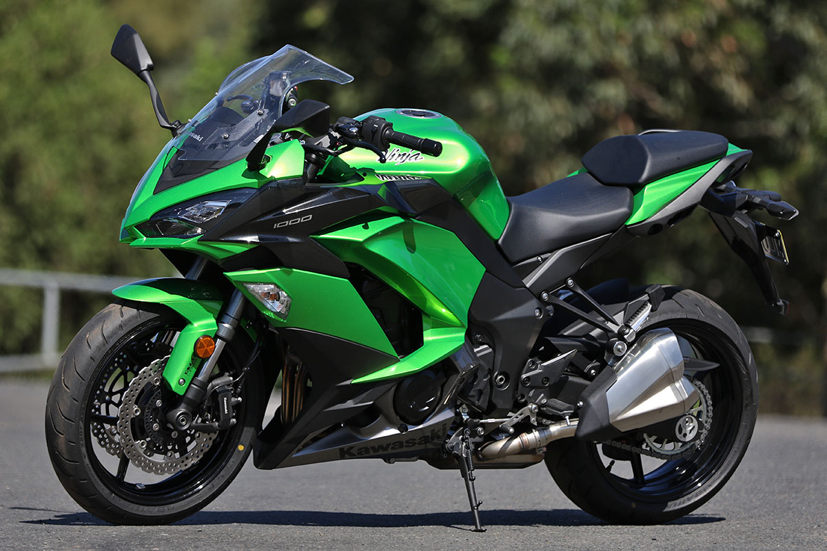 Kawasaki Ninja  New Model
