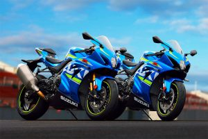 Suzuki announces 2017 GSX-R1000 and GSX-R1000R pricing
