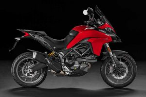 Bike: 2017 Ducati Multistrada 950