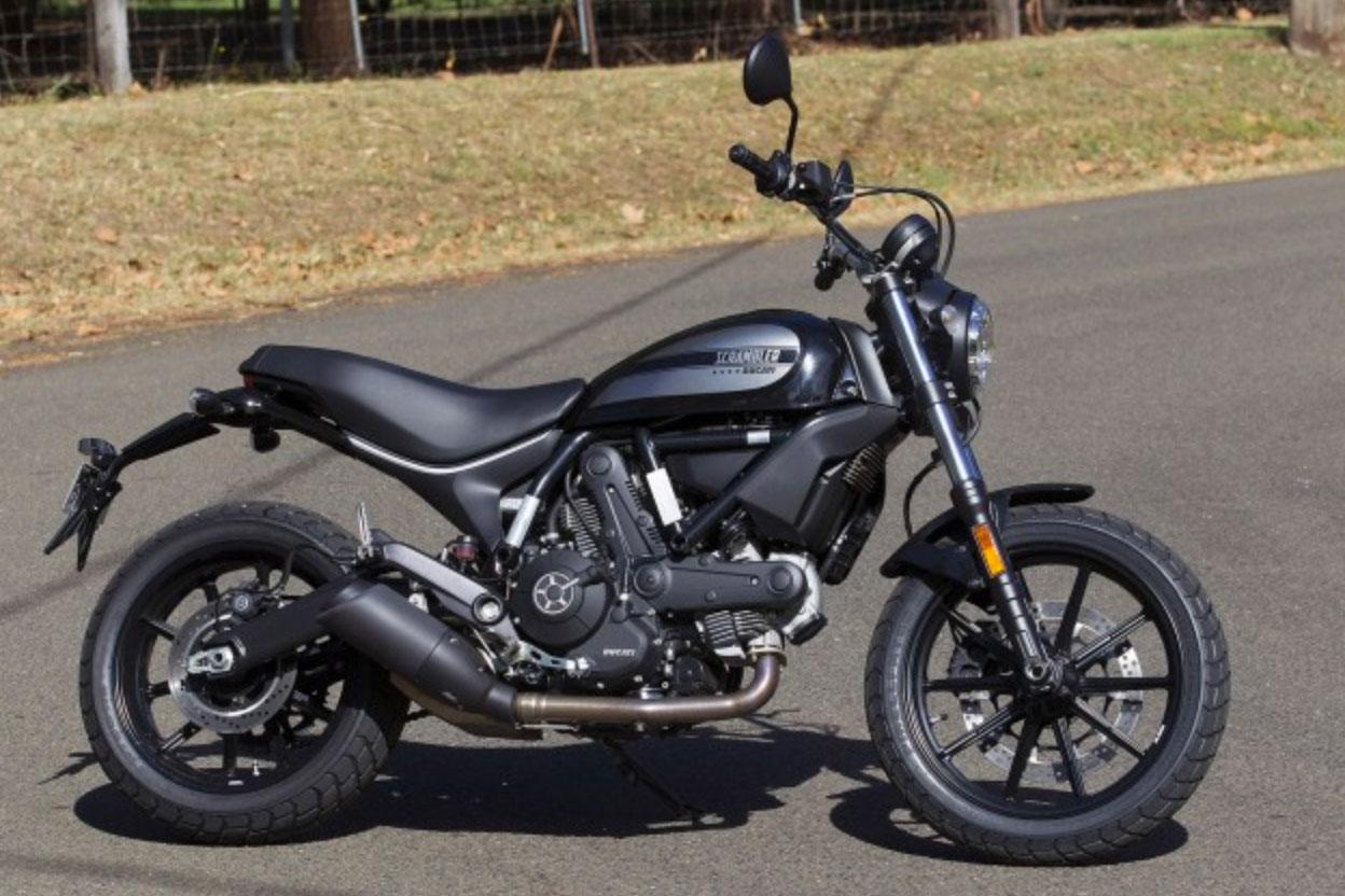 Ducati Scrambler Sixty Top Speed
