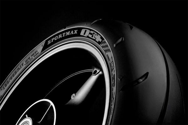 Product: 2017 Dunlop Sportmax Q3+ tyres