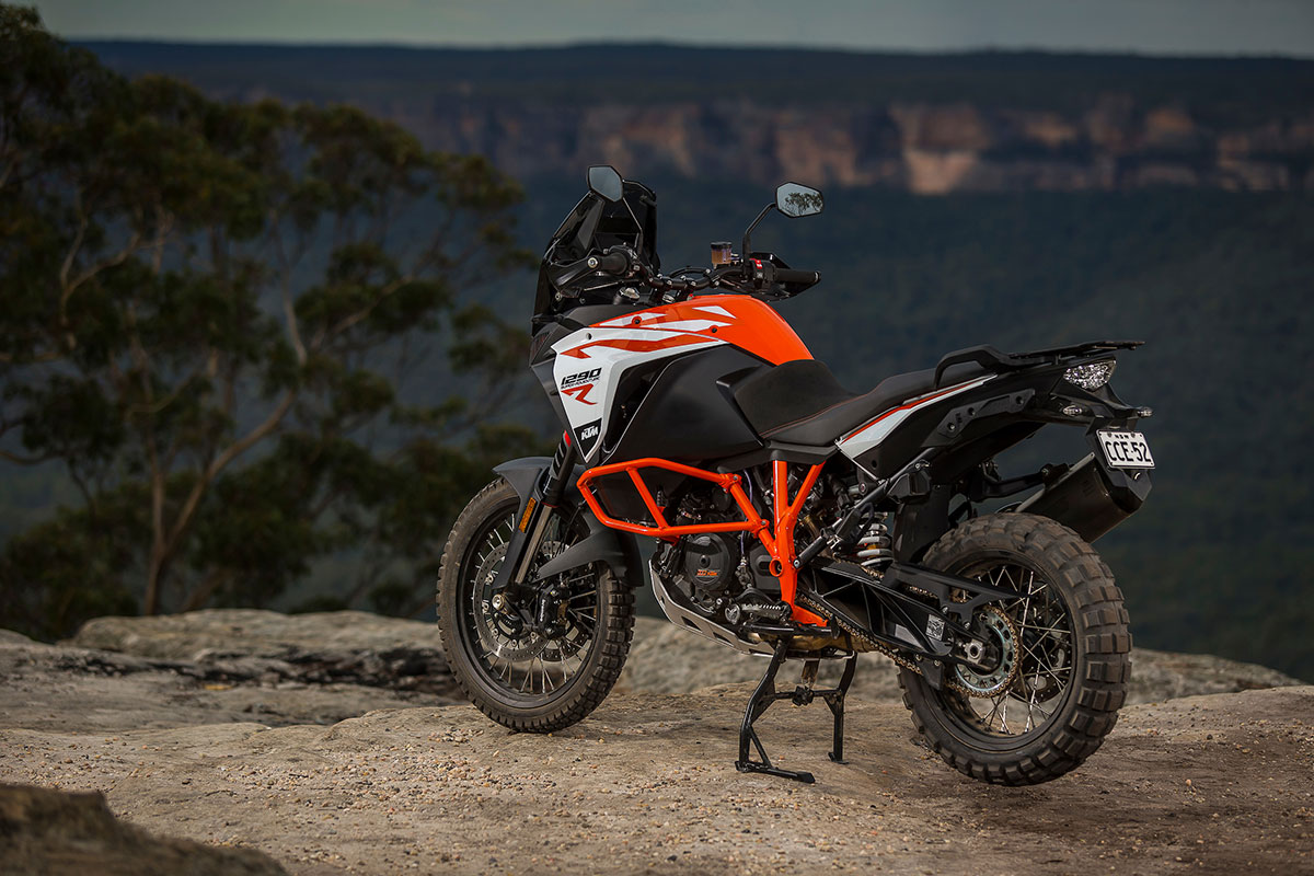 Review 2017 Ktm 1290 Super Adventure R Cycleonline Com Au