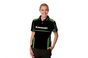 Product: 2017 Kawasaki ladies polo shirt