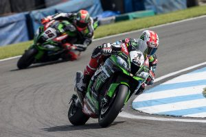 Rea rebounds on Sunday in WorldSBK at Donington Park