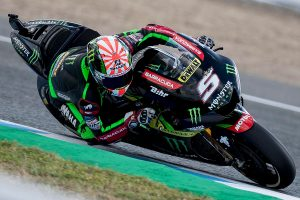 Zarco extends contract with Monster Yamaha Tech3