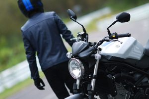 Advice: Introduction to motorcycling