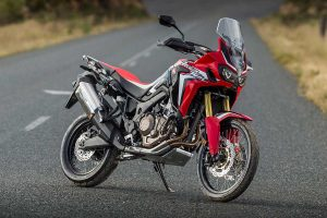 Honda offering DCT upgrade for Africa Twin ABS customers