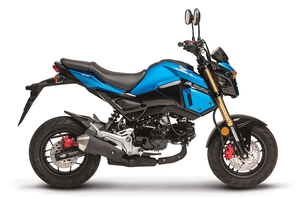 Four new Grom colourways released by Honda - CycleOnline ...