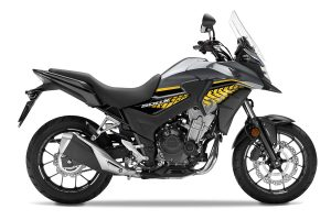 Honda announces arrival of 2017 model CB500X