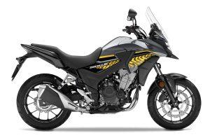 Honda announces arrival of 2017 model CB500X