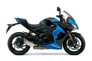 Suzuki reveals availability of 2018 GSX-S1000/F models