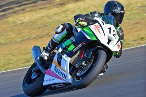 Walters focusing forward after challenging Morgan Park ASBK affair