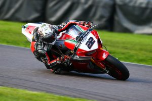 Oulton Park not an ideal weekend for O'Halloran