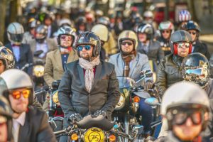 Riders to dapper up for Distinguished Gentleman's Ride this Sunday