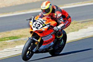 Productive race day for DesmoSport Ducati's Turner at Sydney Motorsport Park