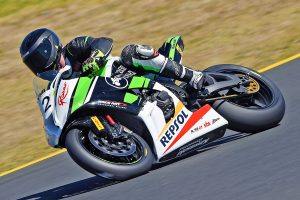 Key improvements continue for Walters at Sydney Motorsport Park