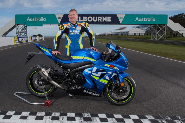 Suzuki celebrates Waters' ASBK crown with 'Championship Bonus'
