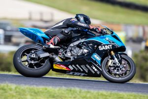 Power increase the biggest learning curve for Collins in Superbike debut