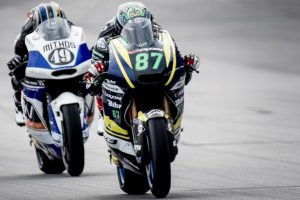 Gardner crashes out early in Malaysian Moto2 affair