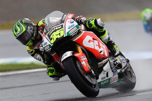 Zero positives for Crutchlow after crashing out at Motegi
