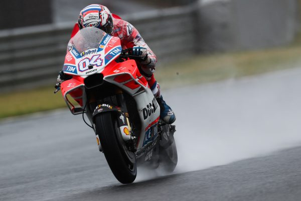 Phillip Island a bit more difficult for Ducati's Dovizioso