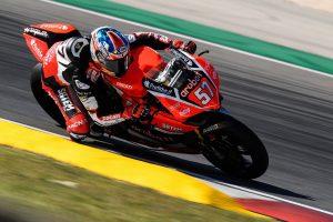 Jerez 'best chance so far' for European STK1000 contender Jones