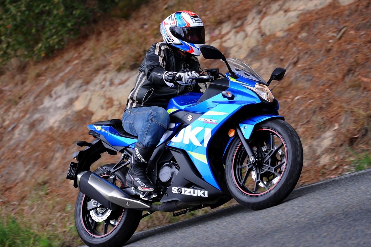 Review: 2017 Suzuki GSX250R