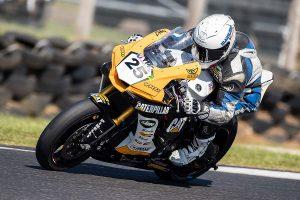 Falzon edges ahead to claim ASBK top privateer honours