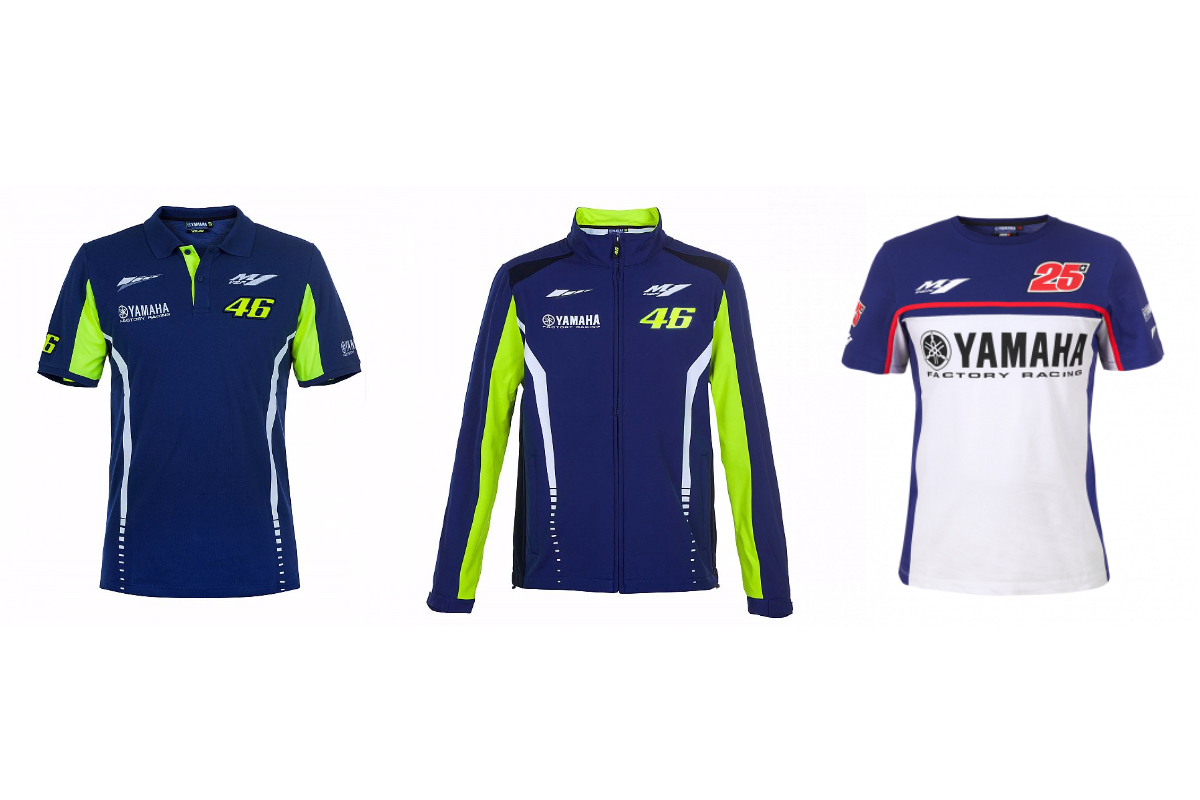 Product: 2017 Yamaha MotoGP merchandise - CycleOnline.com.au