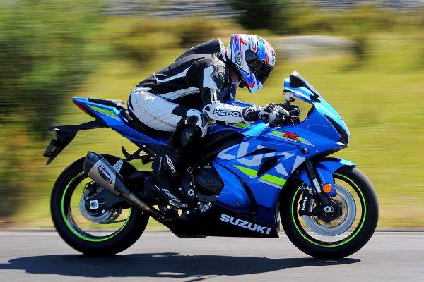 Review: 2017 Suzuki GSX-R1000