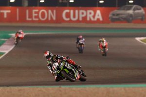 World champion Rea wins opening WorldSBK race in Qatar