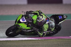 Strong feeling allows West to push through for fifth at Qatar finale
