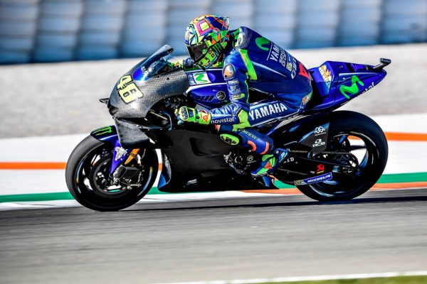 Yamaha tests multiple chassis combinations to find direction