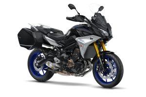 Bike: 2018 Yamaha Tracer 900 range