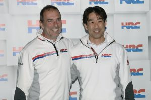 Repsol Honda principal Suppo departs HRC following Valencia