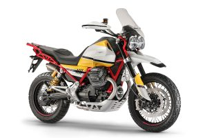 Moto Guzzi introduces versatile new V85 concept