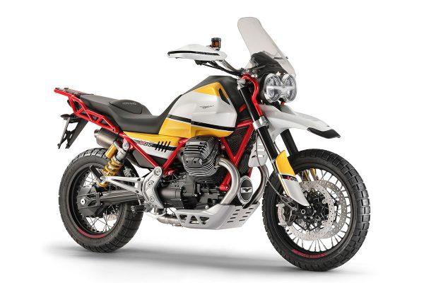 Moto Guzzi introduces versatile new V85 concept