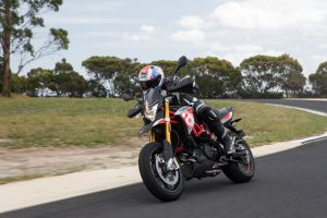Review: 2017 Aprilia Dorsoduro 900