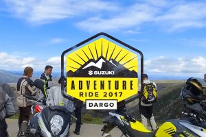 Viral: Suzuki Adventure Ride 2017