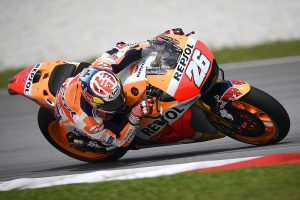 Pedrosa sets pace as MotoGP testing opens at Sepang