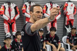 Puig named Repsol Honda team manager ahead of 2018