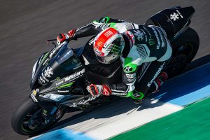 Defending champion Rea fastest as WorldSBK testing resumes