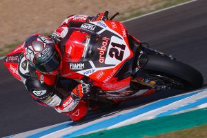 Current STK1000 champion Rinaldi steps up to WorldSBK