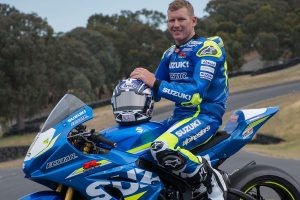Waters to test factory Suzuki MotoGP contender in Malaysia