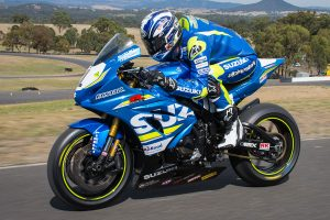 Waters joined by Chiodo as Team Suzuki Ecstar expands