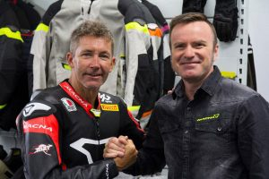 Troy Bayliss chooses to race with Macna in 2018