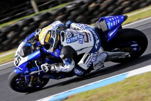 Difficult first day for Falzon in official WorldSBK test